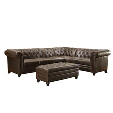 Bartolome Armless Sectional Chair by Darby Home Co®
