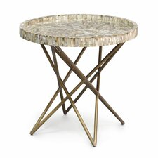 Spence Shell End Table by Palecek