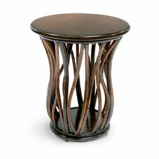 Vinewood End Table by Palecek