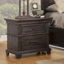 Colborne 2 Drawer Nightstand by Laurel Foundry Modern Farmhouse