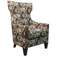 Freddy Armchair by World Menagerie