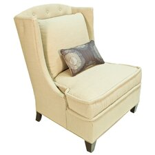Barwon Wing back Chair by Darby Home Co
