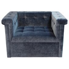 Capehart Swivel Velvet Armchair by Brayden Studio