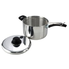 Chip Saucepan with Lid