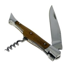 Laguiole Connoisseur Pocket Knife Corkscrew