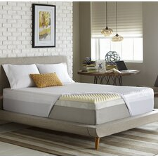 "Simmons Reversible 3"" Memory Foam Mattress Topper"