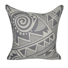 Twisted Southwest Printed Throw Pillow