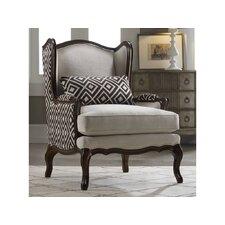 Kelsea Wingback Chair by Sam Moore