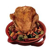 """Epicureanist 12"""" Chicken Roaster"""