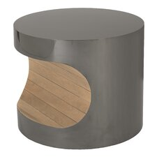 Bite Drum End Table