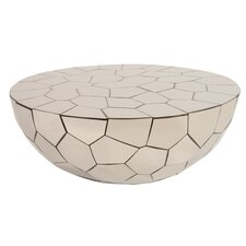 Crazy Cut Grout Coffee Table