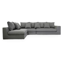 Living Reversible Chaise Sectional