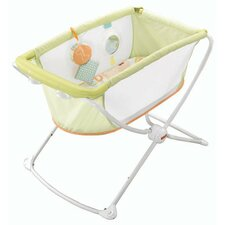 Rock and Play Portable Bassinet