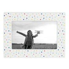 Zoom Zoom Polka Dot Picture Frame