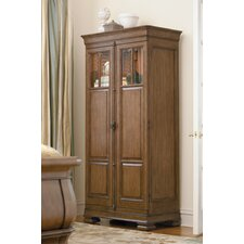 Belchers 2 Door Tall Cabinet by Darby Home Co®