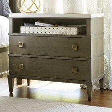 Payton Two Drawer Nightstand by Laurel Foundry Modern Farmhouse