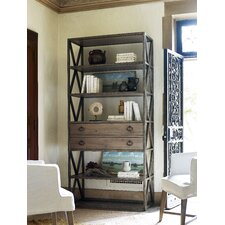 Peachtree 84 Etagere Bookcase by Laurel Foundry Modern Farmhouse