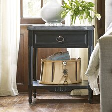 Peachtree 1 Drawer Nightstand by Laurel Foundry Modern Farmhouse