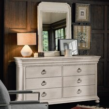 Elan 8 Drawer Dresser with Mirror by One Allium Way
