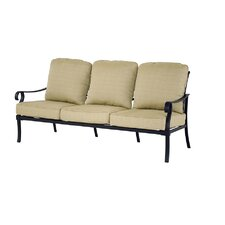 Bellana Toss Pillows Sofa with Cushions by Darby Home Co®