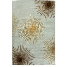 Bomar Blue Area Rug