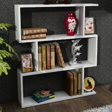 Lindsay 38 Accent Shelves Bookcase by Zipcode Design