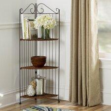 43 Corner Unit Bookcase by Rebrilliant