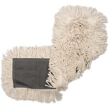 Disposable Loop End Dust Mop (Set of 12)