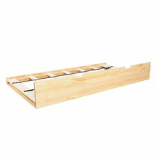 Solid Wood Twin Trundle Bed by Max & Lily