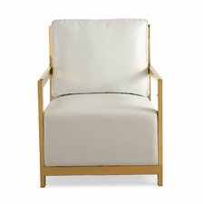 Beauford Eco-Leather Armchair by Mercer41