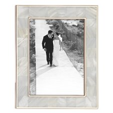 Mother of Pearl Rose Gold Picture Frame
