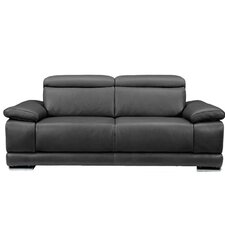 Grace Electric Motion Leather Reclining Loveseat