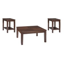Barrington 3 Piece Coffee Table Set by Darby Home Co®
