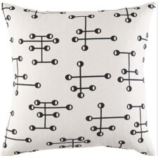 Trudy Sallie Cotton Pillow Cover