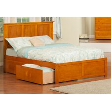 Brookline Storage Platform Bed by Three Posts Best Products : Latest ...