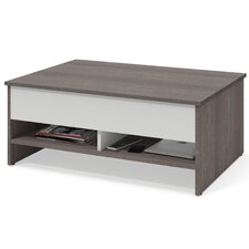 Small Space Storage Coffee Table with Lift Top
