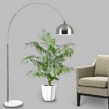 Curva 200cm Arched Floor Lamp
