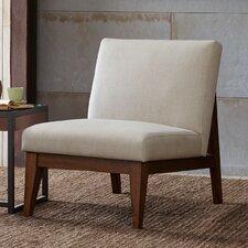 Dazy Slant Back Slipper Chair by Bungalow Rose