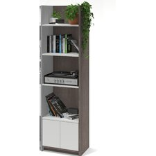 """Small Space Add-on 71.1"""" Standard Bookcase"""