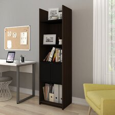 Small Space 71.1 Standard Bookcase by Bestar