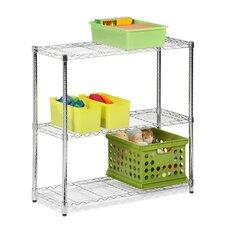 "Storage 36"" H 3 Shelf Shelving Unit"