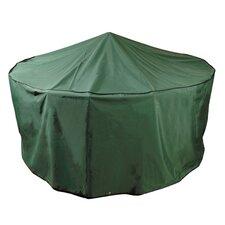 Premium 4-6 Seater Large Circular Dining Set Cover