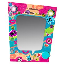 IllumiCraft Light-Up! Wall Mirror