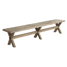 Willacoochee Wood Dining Bench by One Allium Way