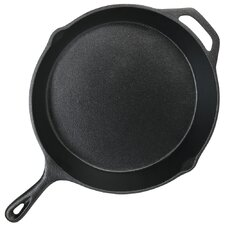 "12"" Cast Iron Frying Pan/Skillet"