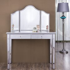 Chamberlan Contemporary Vanity with Mirror