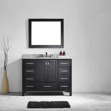 Aberdeen 48 Single Bathroom Vanity Set by Eviva