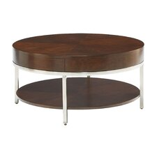 Mira Coffee Table with Magazine Rack by Standard Furniture