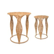 Perfect EMAIL ME. Holly 2 Piece Nesting Tables