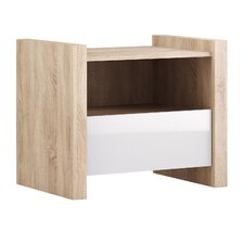 Venom 1 Drawer Nightstand